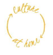 Culture at Home Logo