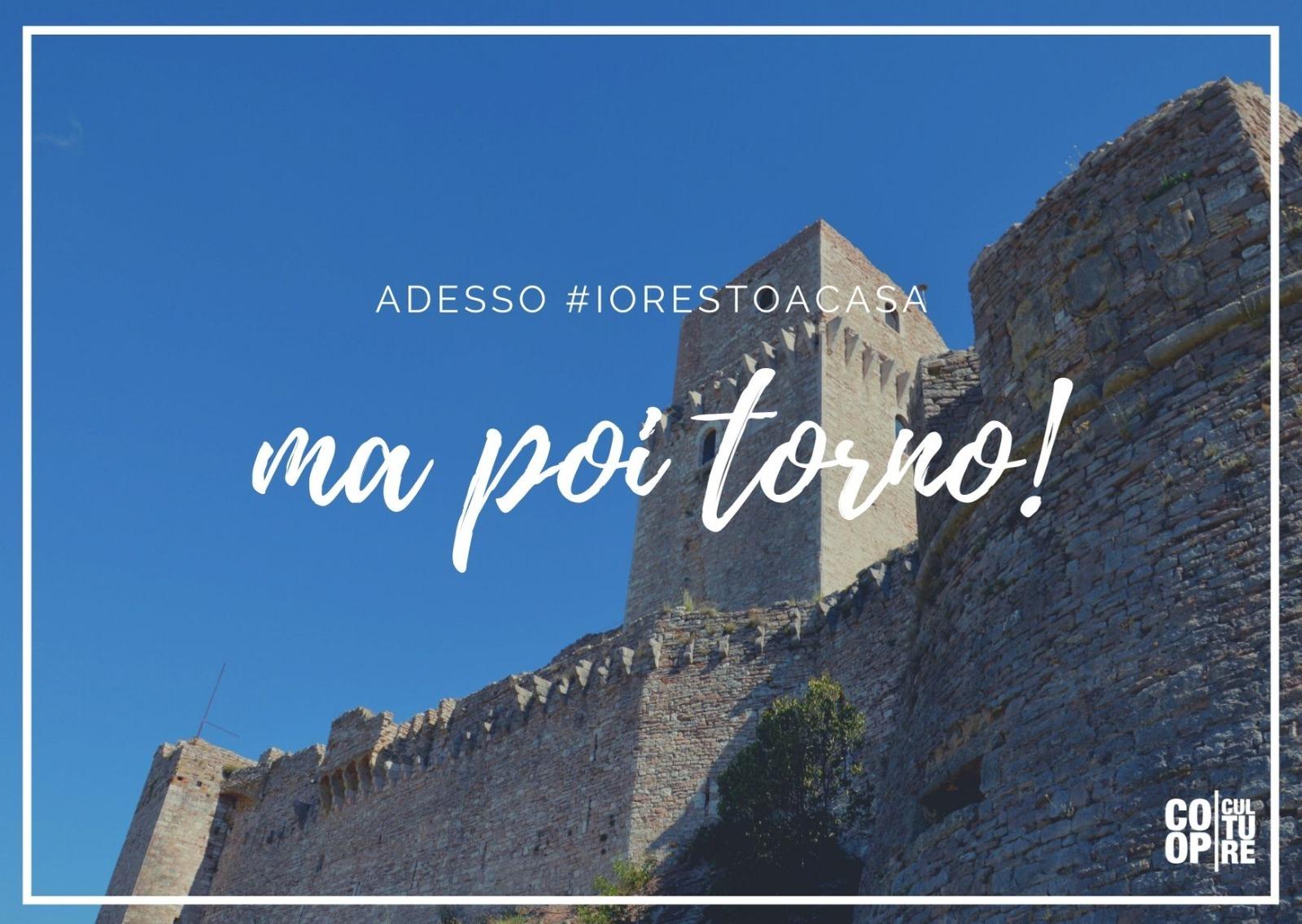 Rocca Maggiore Assisi, Culture Stories