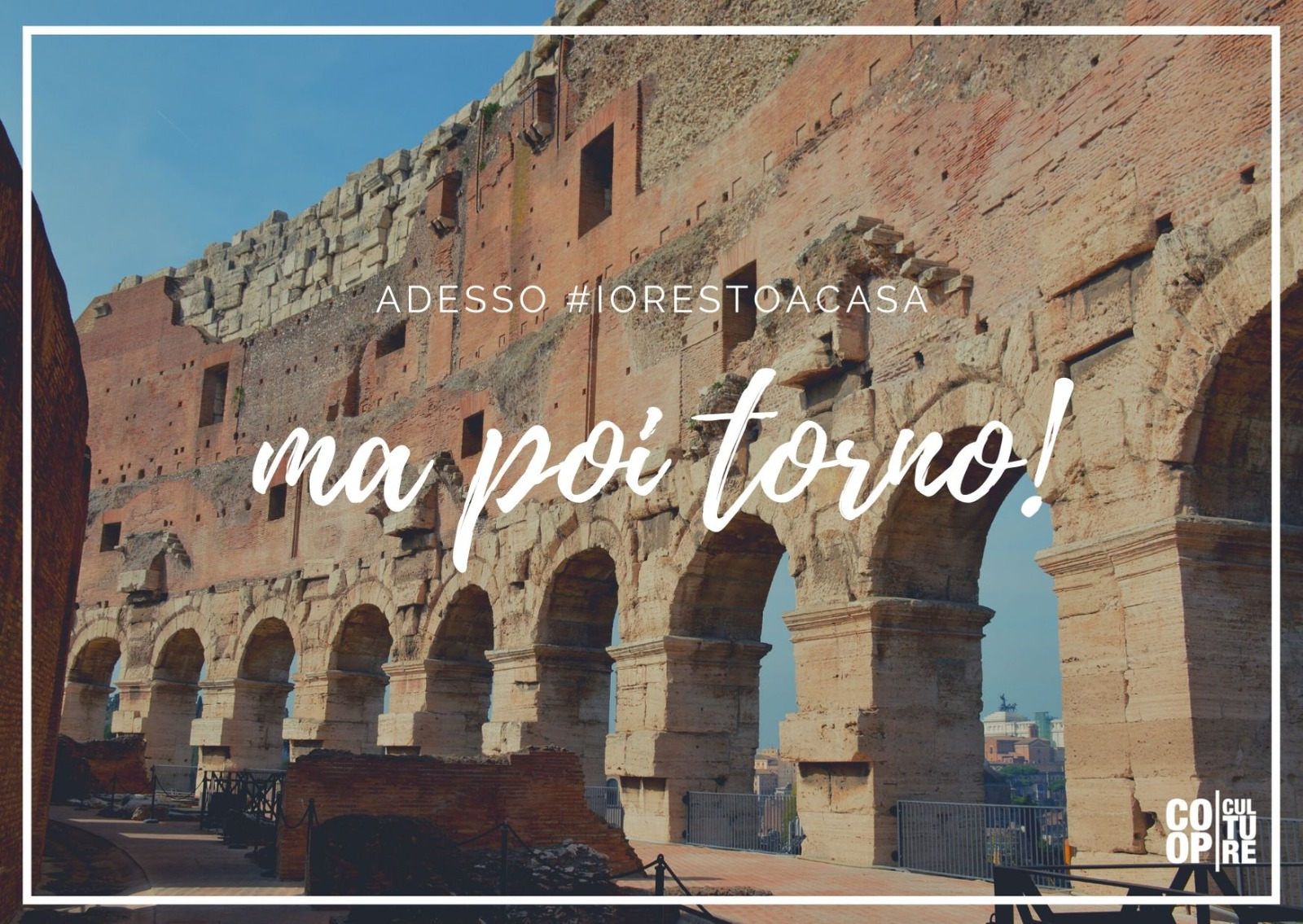 Colosseo, culture stories